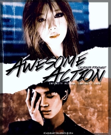 [POSTER] CICIONTA - AWESOME ACTION