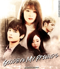 [POSTER] EXOMOONS - GOODBYE MY FRIENDS