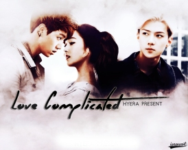 [POSTER] HYERA - LOVE COMPLICATED